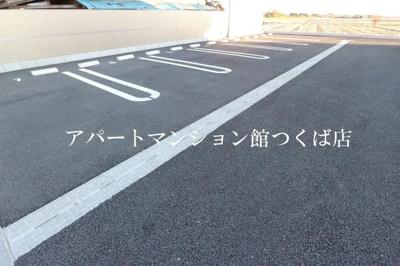 【駐車場】ルミナスB