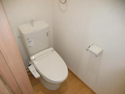 【トイレ】クレストハウス