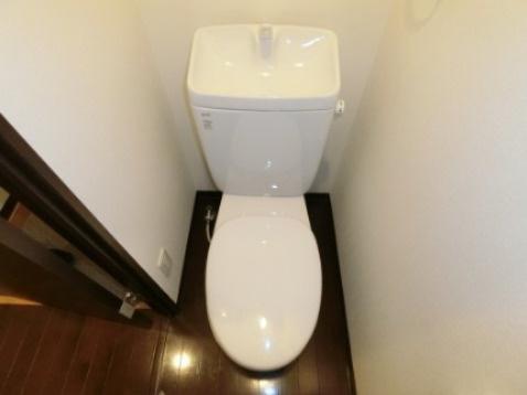 【トイレ】サンハイツ北田辺