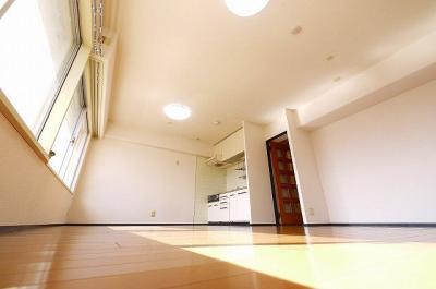 入居者の方のお好みに合わせた家具をしっかり配置できますよ。