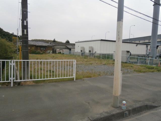 【外観】大串町土地