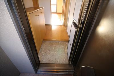 【玄関】ワコーレプラザ御屋敷