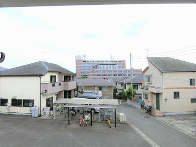 【展望】コートビレッジ昭島