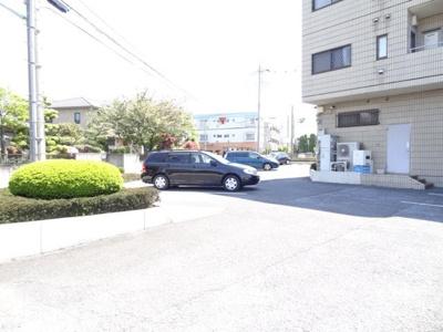 【駐車場】第3洋行ビルサンブルーメ