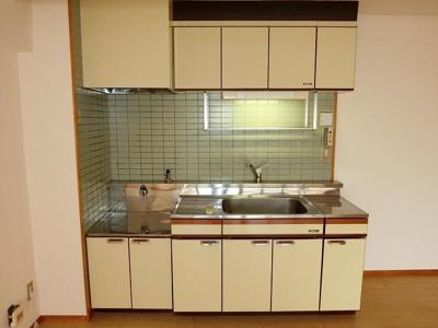 【キッチン】マンション光洋白子