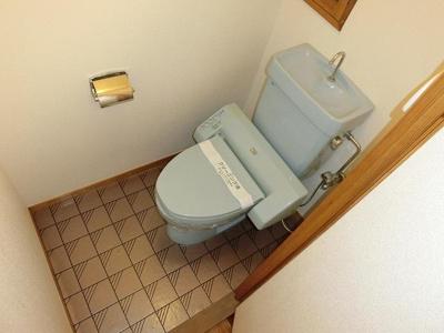 【トイレ】マンション光洋白子