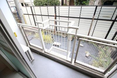 【バルコニー】メゾン朝日 八戸ノ里
