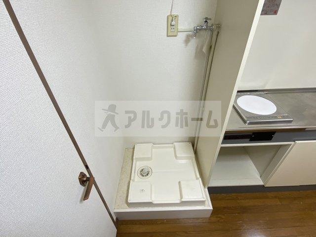 TOYOマンション バストイレ別