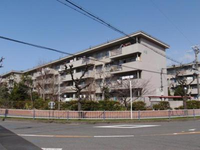 【外観】堺新金岡団地4号棟(新金岡小学校)