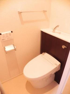 【トイレ】シェーヌⅤ