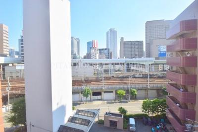 【庭】プレサンス梅田インテルノ