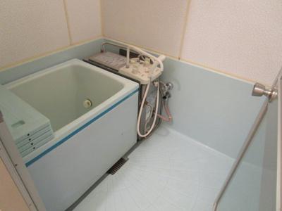 【浴室】マンション青山カメリア