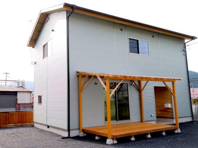 【外観】デタッチド・ハウス(Detached house)