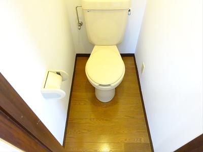 【トイレ】グリーンフォーレスト