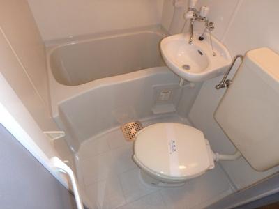 【浴室】宝持ホワイトハイツ