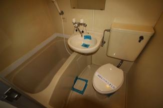 【トイレ】メゾン・ド・六甲パートⅠ