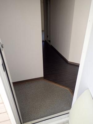 【玄関】スカイハイツB
