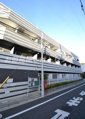 【外観】プレミアムキューブ中野新橋