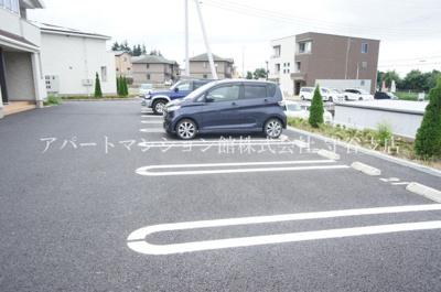 【駐車場】ラ・コリーナF