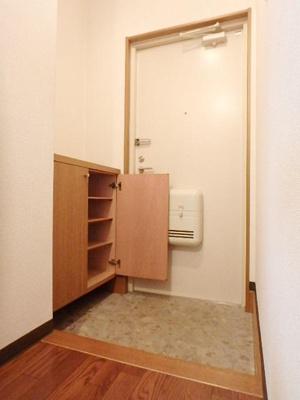【玄関】プレステージグロリア