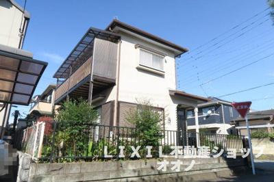 【外観】加須市外川 中古一戸建