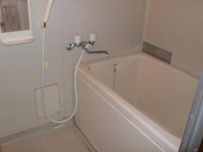 【浴室】堀の内ハイツA棟