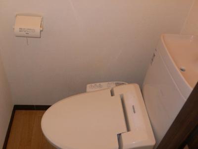 【トイレ】堀の内ハイツA棟