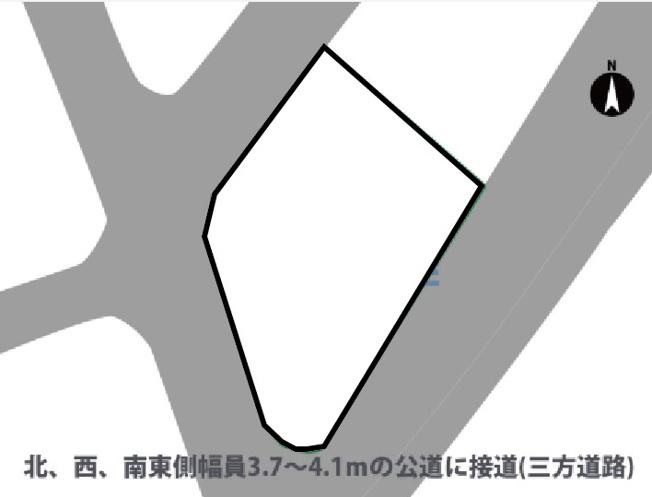 【土地図】北高見町