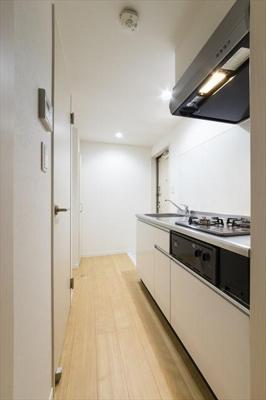 COSMOS IIのキッチン