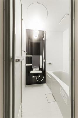 COSMOS IIの風呂
