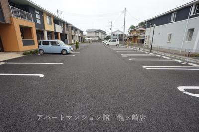 【駐車場】アルカディアⅦ