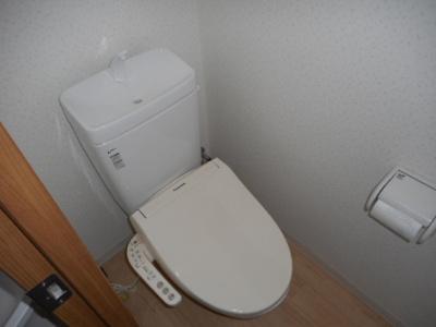 【トイレ】村野貸家