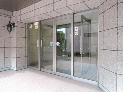 【エントランス】コトー多摩川