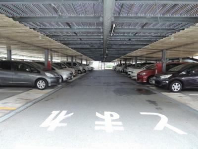 【駐車場】コトー多摩川