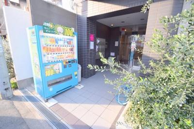 【エントランス】プランドール中津