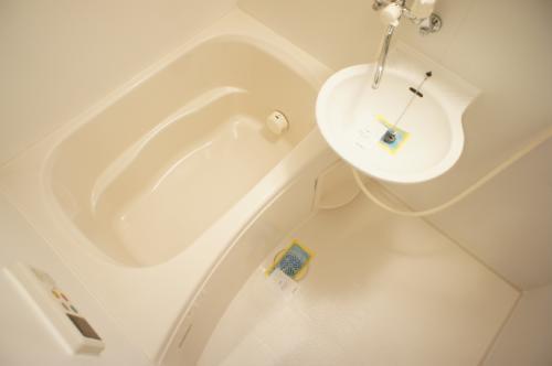 お風呂は寛ぎの空間です。
