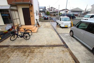 【駐車場】久留米市荒木町荒木 戸建