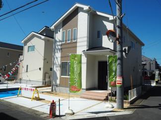 南道路の日当たりサンサン住宅です☆彡 施工例