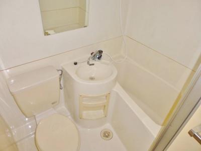 【浴室】ハイツまほろば