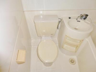 【トイレ】ハイツまほろば