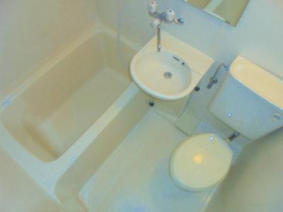 【浴室】モンテベルデ北田辺