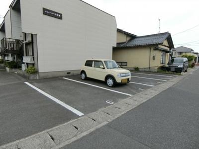 【駐車場】パレーシャル松本