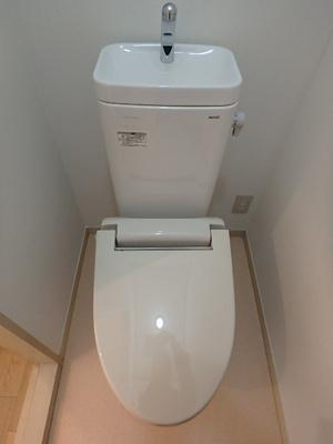 【トイレ】パレーシャル松本