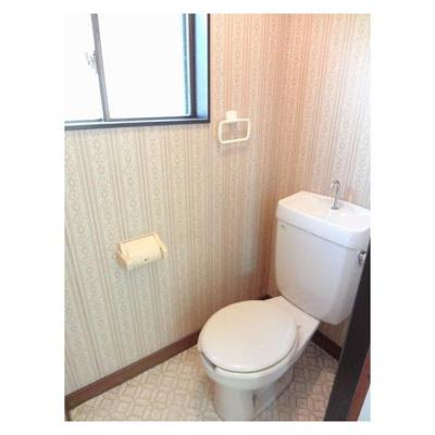 末広パークハイツのトイレ 別室参照