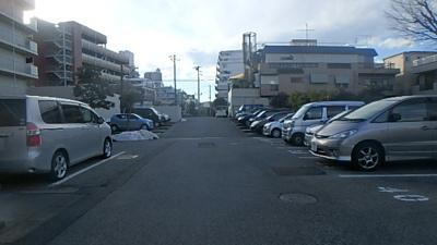 【駐車場】青木橋スカイハイツ