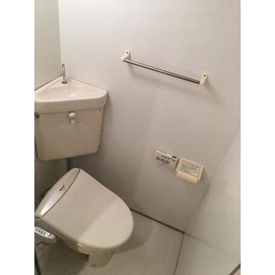 サムティレジデンス千葉中央のトイレ