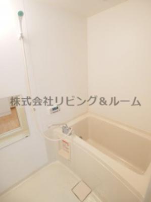 【浴室】ジュネス・C棟
