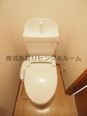 【トイレ】ジュネス・C棟