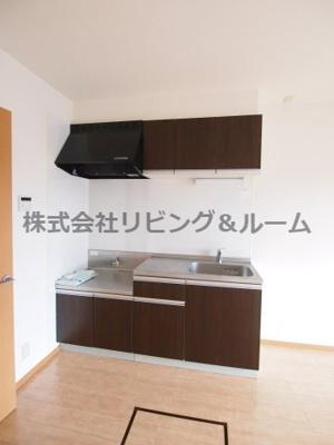 【キッチン】ジュネス・C棟