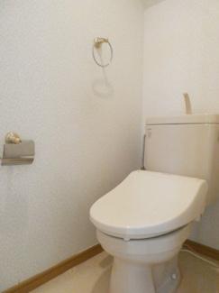 【トイレ】プラウドハウス